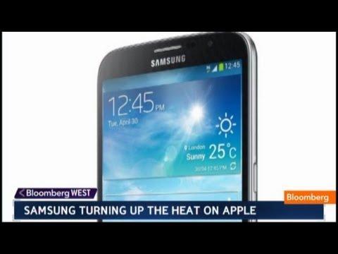 Samsung's 6.3-Inch 'Mega Phone' Is Smart Move: Blair