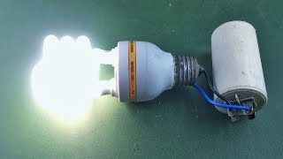 Free energy using DC motor with magnets new science technology idea 2019