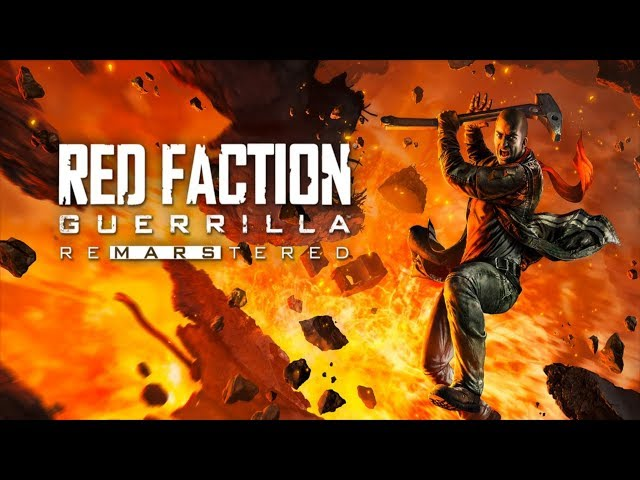 PURE DESTRUCTION | Red Faction Guerrilla Re-Mars-tered