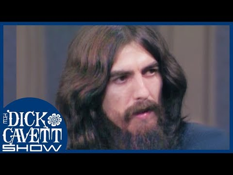 George Harrison On Drug Use And The Rock Star Lifestyle | The Dick Cavett Show