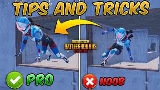 Top 10 Tips & Tricks in PUBG Mobile that Everyone Should Know (From NOOB TO PRO) Guide #10