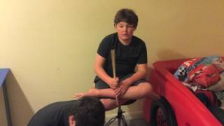 Filip's Drums Day 1: Nonverbal Autistic Kid Learns to Play the Drums