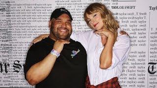 I MET TAYLOR SWIFT!!!
