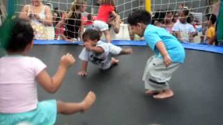 C.E. João Sampaio - Video da formatura (Crianças)