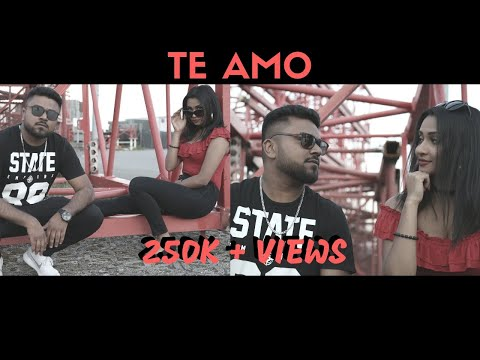 ✖️Te Amo✖️| Official Music Video | FSPROD Vinu Ft. Sophia Akkara | GR Music | Mass Entertainment