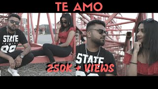 ✖️Te Amo✖️| Official Music Video | FSPROD Vinu Ft. Sophia Akkara | GR Music | Mass Entertainment