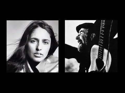 Joan Baez & Pete Seeger - Lonesome Valley (Lyrics)  [HD]