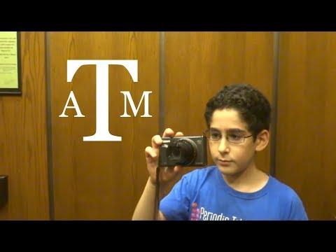 Meetup with entertainmentbyintelligentkid: Mini elevator tour at Texas A&M University
