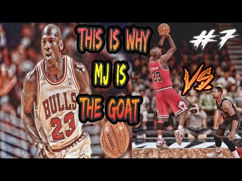 This Is Why Michael Jordan Is The GOAT - NBA 2K19 Online Ranked 91' Bulls Gameplay PS4