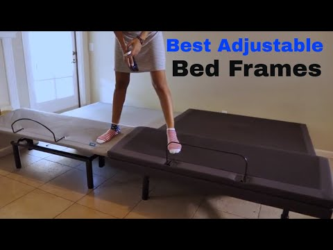 Best Adjustable Base 2019: With one click you can cure snoring forever!