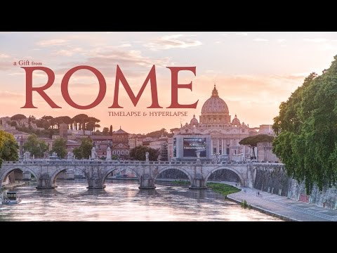 Here's a Hyperlapse Journey Through the Ancient City of Rome