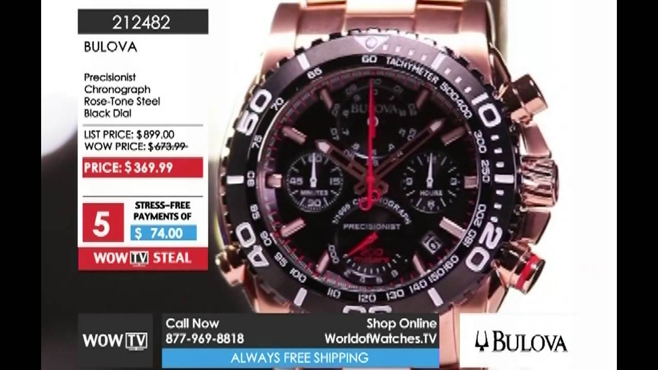 world of watches tv show 9 30 2015