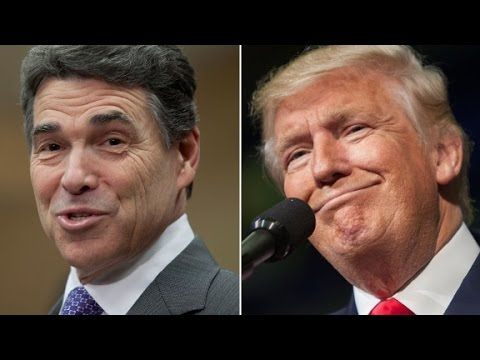 Sources: Trump taps Perry for energy secretary