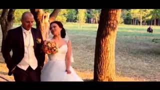 A & N  Обзорный клип изумрудной свадьбы 10.10.2015 г.