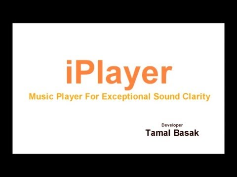 iPlayer - Music Player For Exceptional Sound Clarity