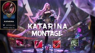 "KATARINA MONTAGE #11 [BR] ""Reset"" - League of Legends"