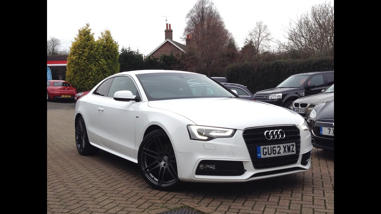 audi a5 1 8 tfsi s line 2dr for sale at cmc cars near. Black Bedroom Furniture Sets. Home Design Ideas