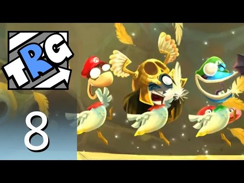 Rayman Legends - Episode 8: Chicken Run