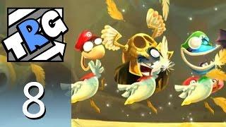 Rayman Legends - Episode 8: Chicken Run