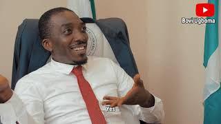 Download Bovi Ugboma Comedy - Banana Republic Episode 6 (Big Brother) - Bovi Ugboma