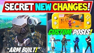 *NEW* Fortnite: Secret Map Change + New LTMS, Free Items, $1,000,000 Console Tournament + MORE!