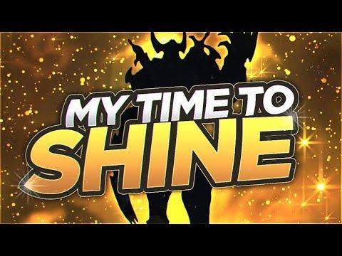 LL STYLISH | MY TIME TO SHINE