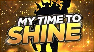 LL STYLISH | MY TIME TO SHINE