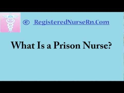 Correctional Nurse | Prison Nurse Salary and Job Overview