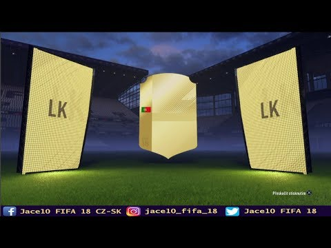 FIFA 18 CZ-SK |SQUAD BATTELS REWARDS A PACKY Z ICON EDICE|