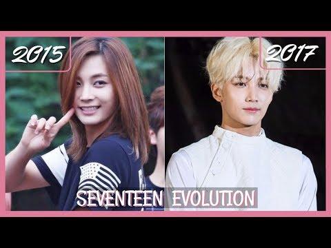 SEVENTEEN EVOLUTION   -