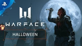 Warface - Halloween Trailer | PS4