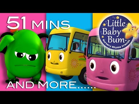 Nursery Rhymes Collection | Volume 4 | 51 Minutes | From LittleBabyBum!