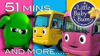 Nursery Rhymes Collection | Volume 4 | 51 Minutes | From LittleBabyBum