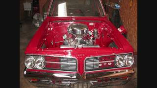 Pontiac 1964 GTO 428 Pro Street