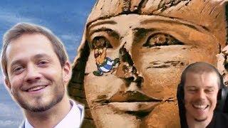 Le sphinx tremble face à Jan Niedbala d'RAW ! Interview d'Oleg