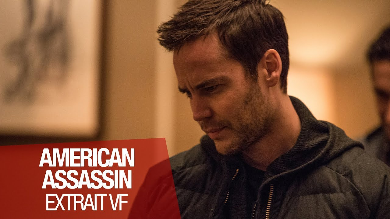 """AMERICAN ASSASSIN - Extrait 4 """"Where Is He"""" - VF"""