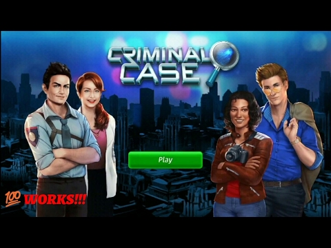 How To Get UNLIMITED Energy In Criminal Case Game 100% WORKS!!