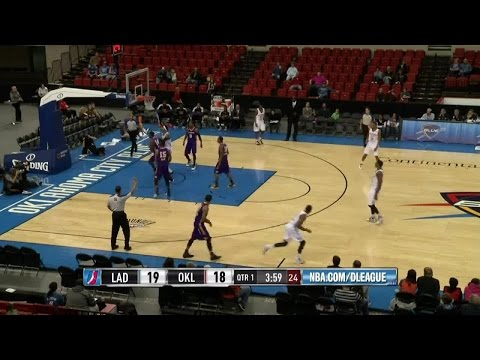 Michael Jenkins with 6 3-pointers  vs. Los Angeles D-Fenders