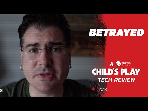 Trend Micro Child's Play 2019 Tech Review with Mark Nunnikhoven