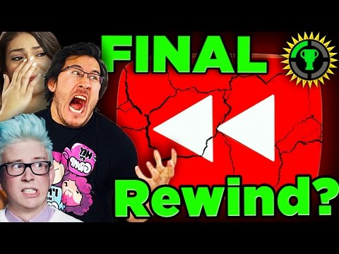 Thumbnail: Game Theory: Will 2015 be THE END of YouTube Rewind?