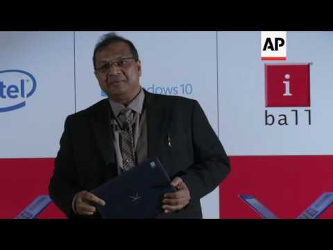 Cheap laptop launched in India