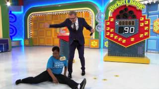 The Price Is Right - Best reaction EVER!