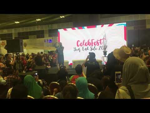 Siti Nordiana - Terus Mencintai (Live) Celebfest 2017