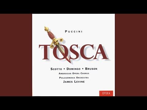 Tosca (1997 Remastered Version) , Act II: Orsù, Tosca, parlate (Scarpia, Tosca, Cavaradossi)