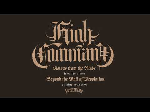 High Command - Visions from the Blade