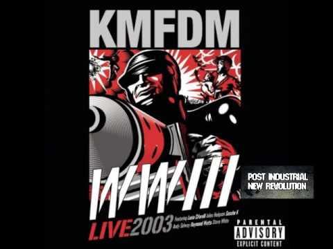 KMFDM - WWIII Live (2003) full album
