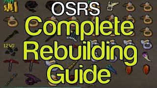 Comprehensive OSRS Rebuilding Guide