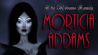 Custom Morticia Addams Doll 🕷  [ THE ADDAMS FAMILY ] *reuploaded*