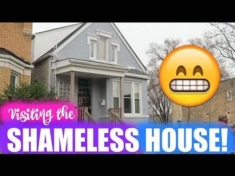 VISITING THE SHAMELESS HOUSES!!! || ♡
