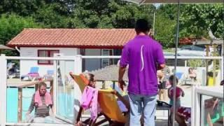 Video camping BERRUA Bidart, les locations